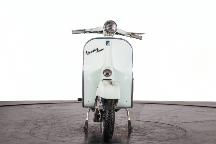 1966 Piaggio Vespa 125 Super VNC1T 2