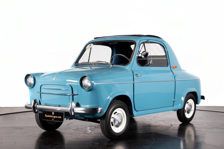 1958 PIAGGIO ACMA 400 0