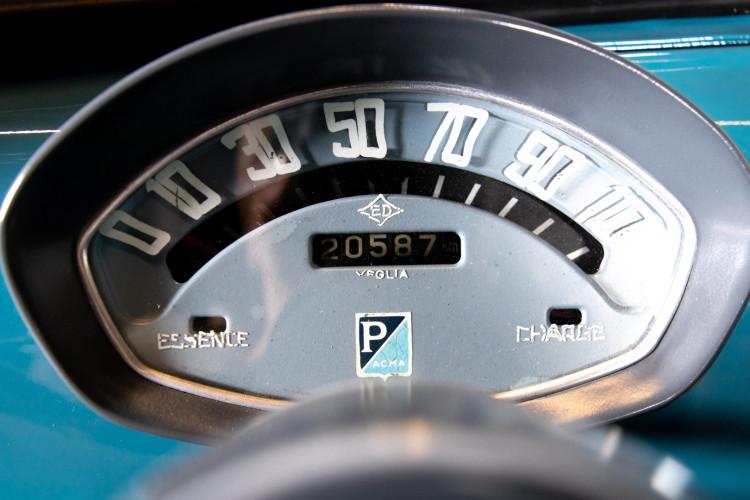 1958 PIAGGIO ACMA 400 19