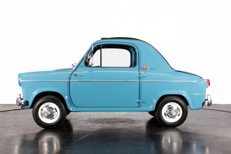 1958 PIAGGIO ACMA 400 2