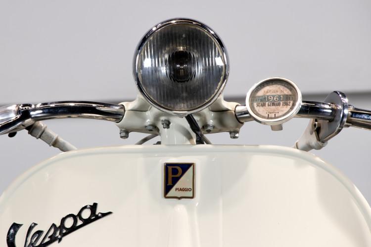1956 PIAGGIO VESPA 150 SIDECAR VL3 16