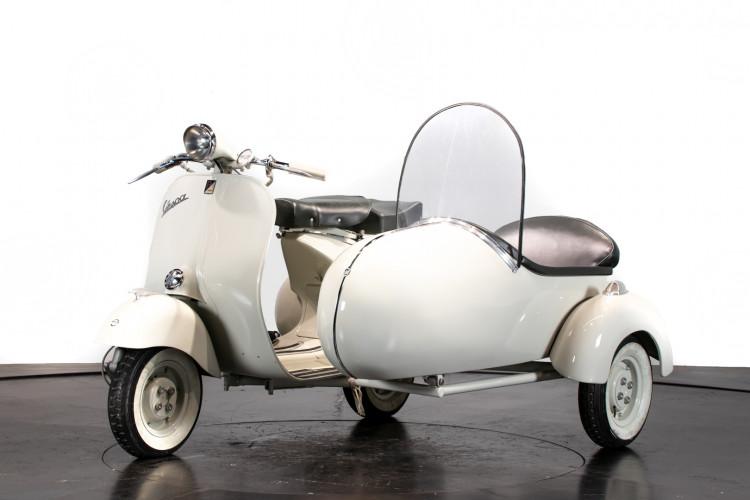 1956 PIAGGIO VESPA 150 SIDECAR VL3 14