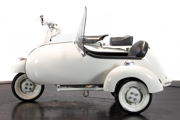 1956 PIAGGIO VESPA 150 SIDECAR VL3 15
