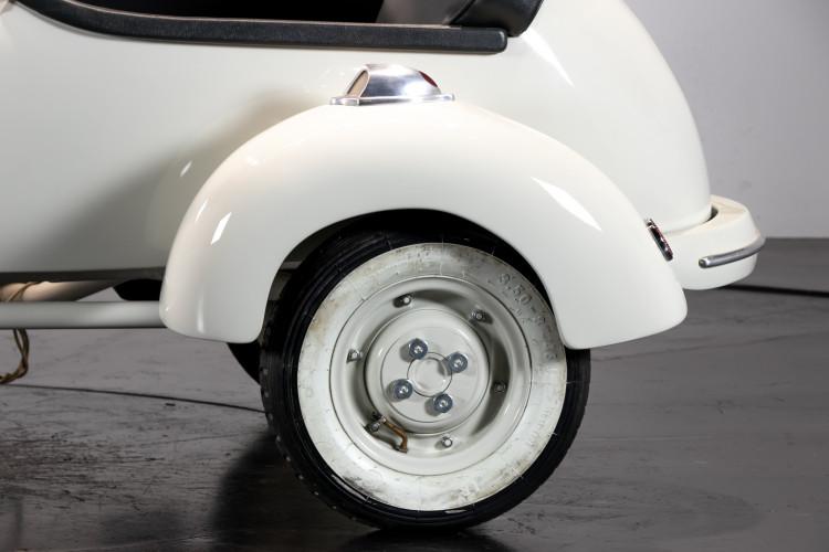 1956 PIAGGIO VESPA 150 SIDECAR VL3 17
