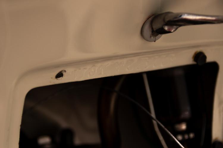 1956 PIAGGIO VESPA 150 SIDECAR VL3 28
