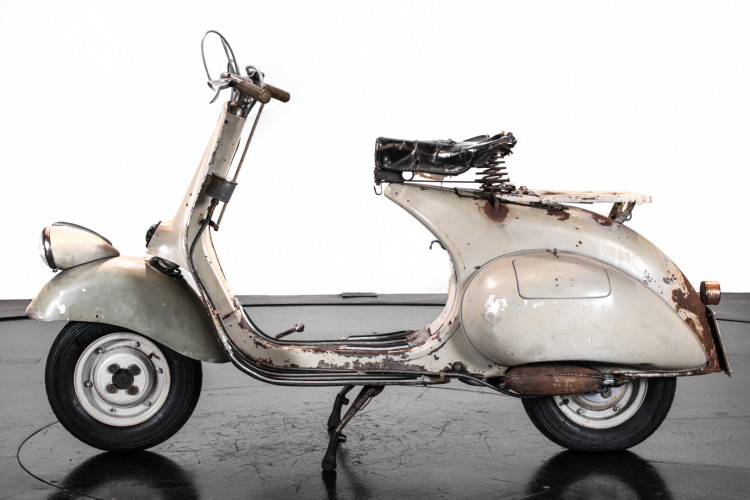 1950 Piaggio Vespa 125 0
