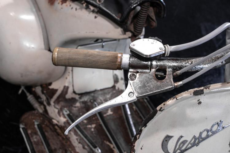 1950 Piaggio Vespa 125 19