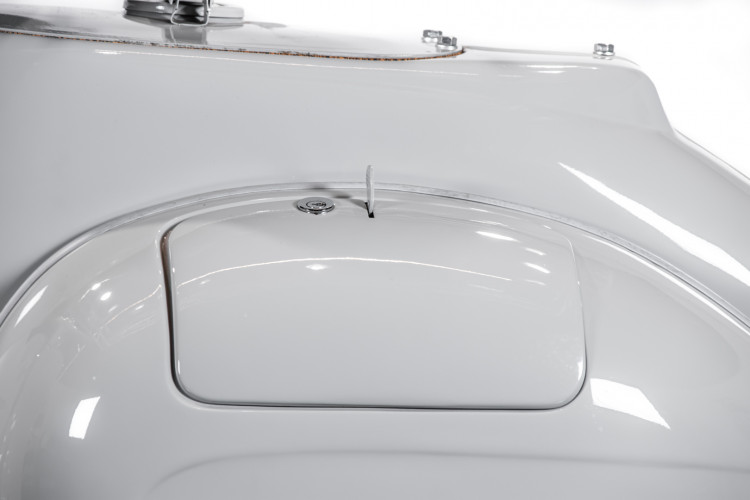 1958 Piaggio Vespa 125 10