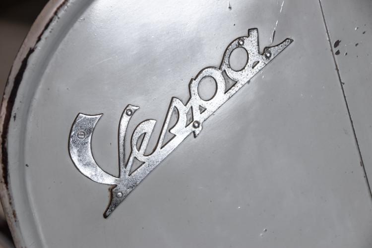 1953 Piaggio Vespa VM1 125  20