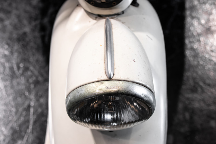 1953 Piaggio Vespa VM1 125  21