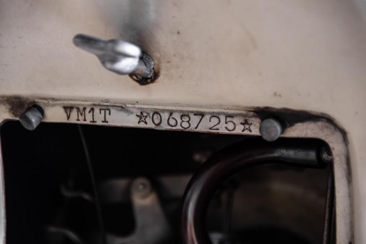 1953 Piaggio Vespa VM1 125  31