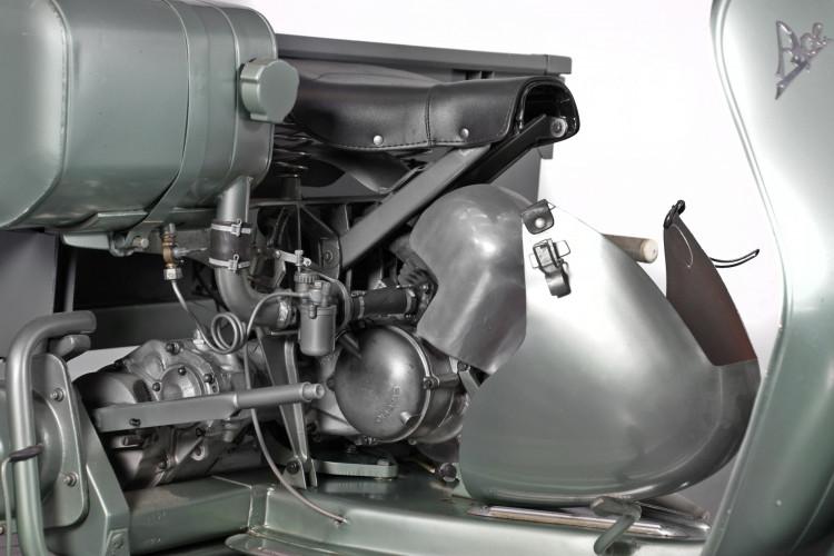 1954 Piaggio APE Cassone 150 13
