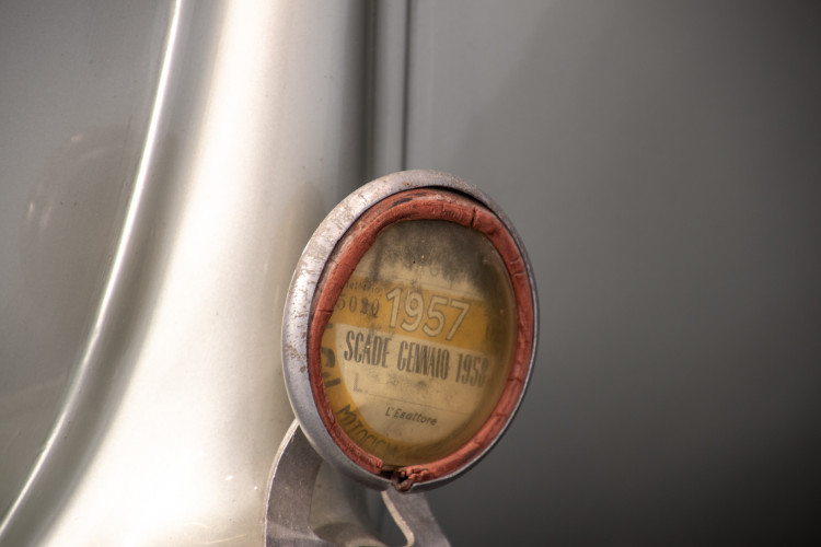 1950 Piaggio Vespa 98 17