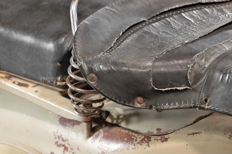 1953 Piaggio Vespa Sidecar faro basso 18