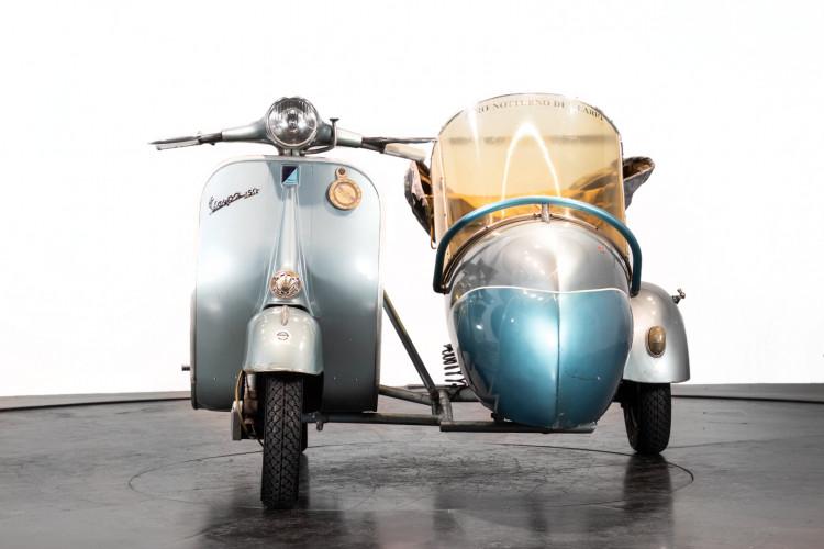 1960 Piaggio Vespa Sidecar vba 2