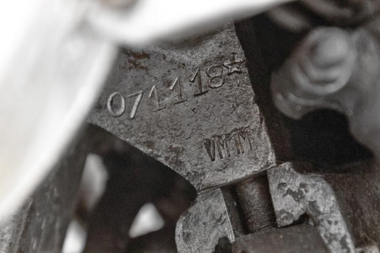 1953 Piaggio Vespa Sidecar faro basso 28