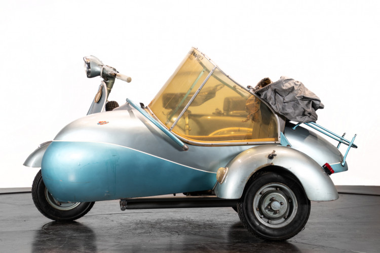 1960 Piaggio Vespa Sidecar vba 0