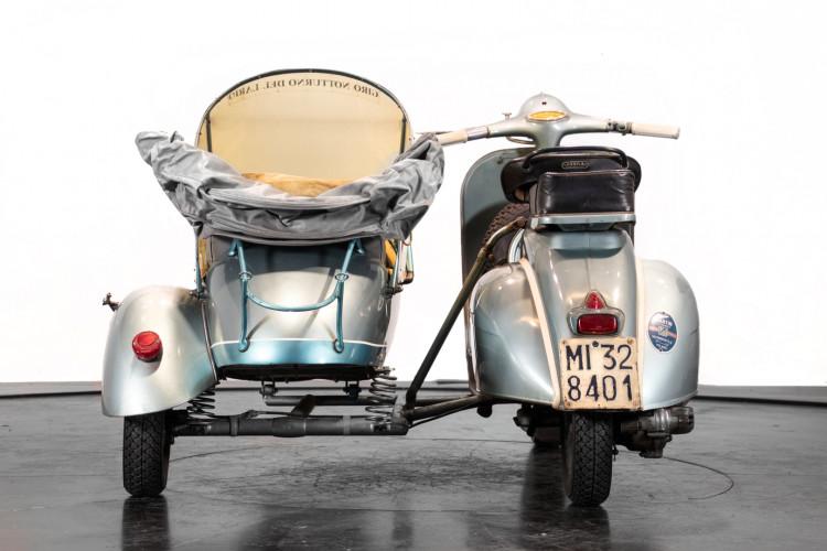 1960 Piaggio Vespa Sidecar vba 4