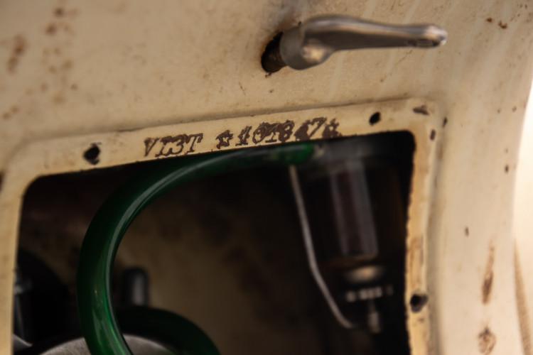 1956 Piaggio Vespa VL3 Struzzo 17