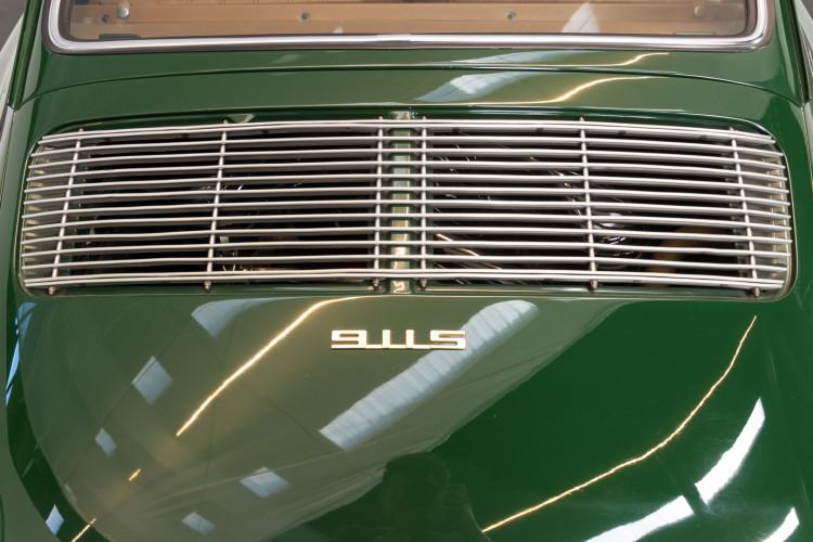 1967 Porsche 911S (passo corto) S.W.B. 11