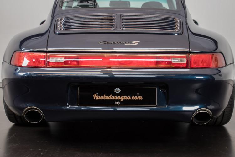 1997 Porsche 993 Carrera 2 S 7