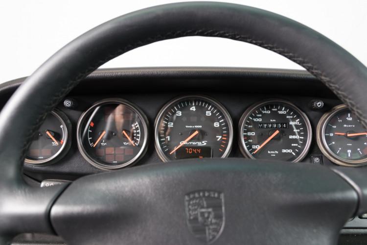 1997 Porsche 993 Carrera 2 S 16