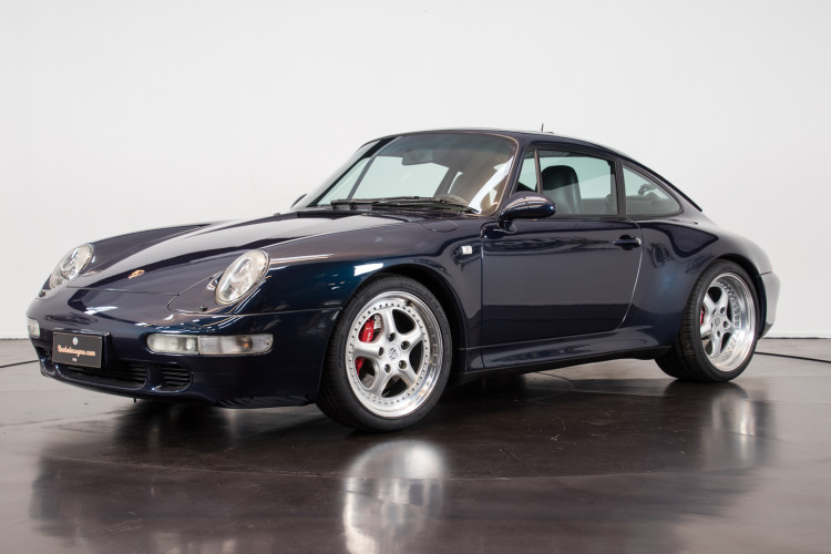 1997 Porsche 993 Carrera 2 S 0