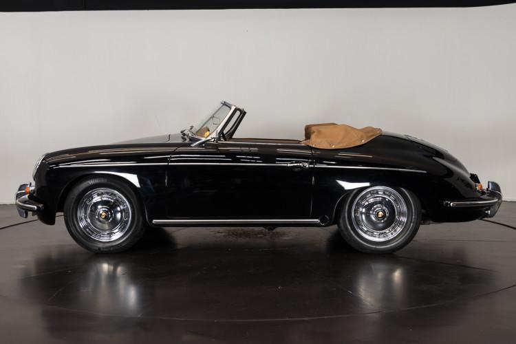 1960 Porsche 356 B (T5) Roadster 8