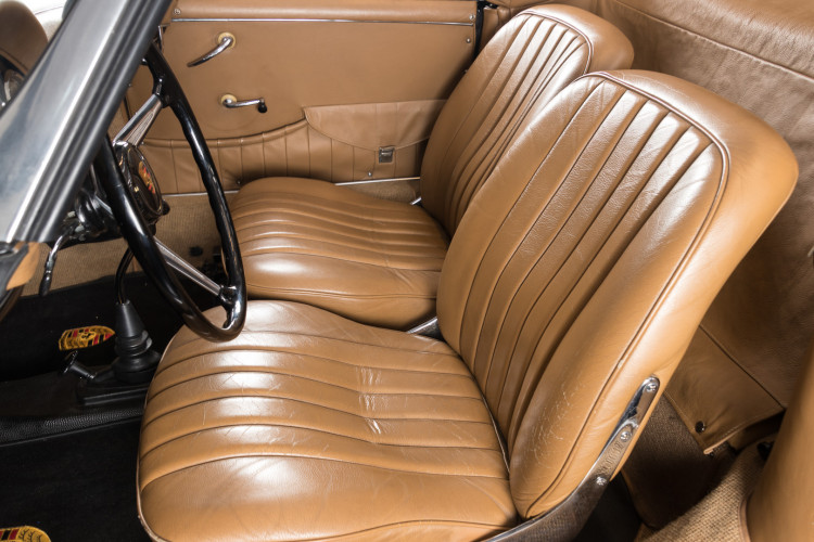1960 Porsche 356 B (T5) Roadster 10