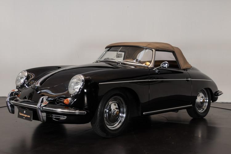1960 Porsche 356 B (T5) Roadster 0