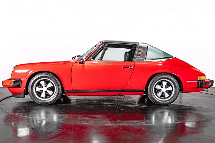1974 Porsche 911 S 2.7 Targa 7