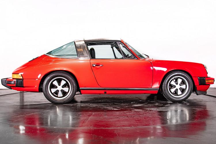 1974 Porsche 911 S 2.7 Targa 3
