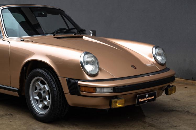 1974 Porsche 911 G 2.7 Targa 9