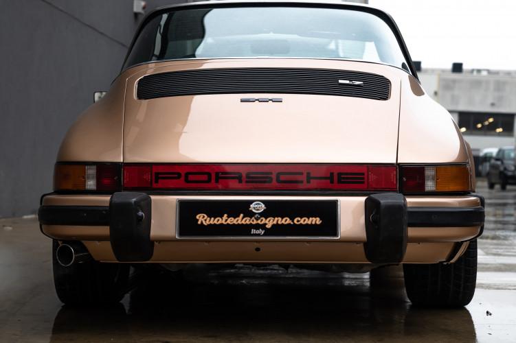 1974 Porsche 911 G 2.7 Targa 7