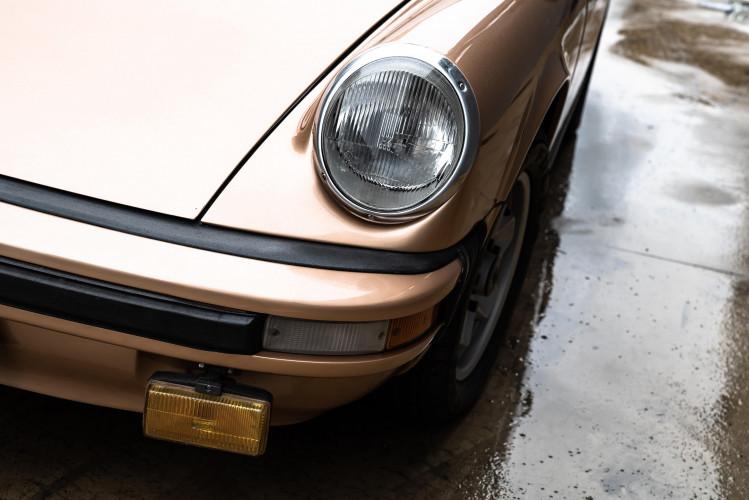 1974 Porsche 911 G 2.7 Targa 8