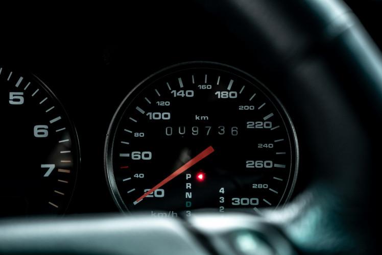 1995 Porsche 993 Cabrio 12