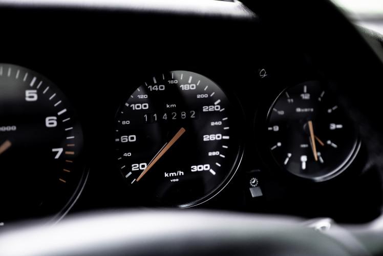 1996 Porsche 993 Carrera 9