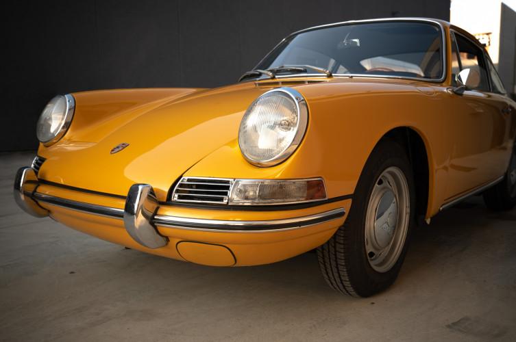 1966 Porsche 912 10
