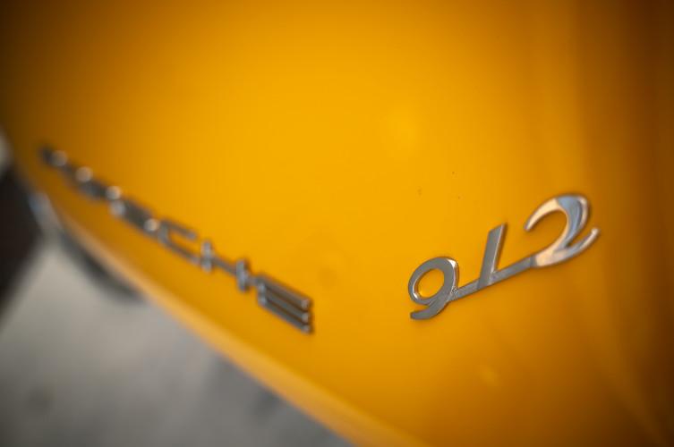 1966 Porsche 912 12