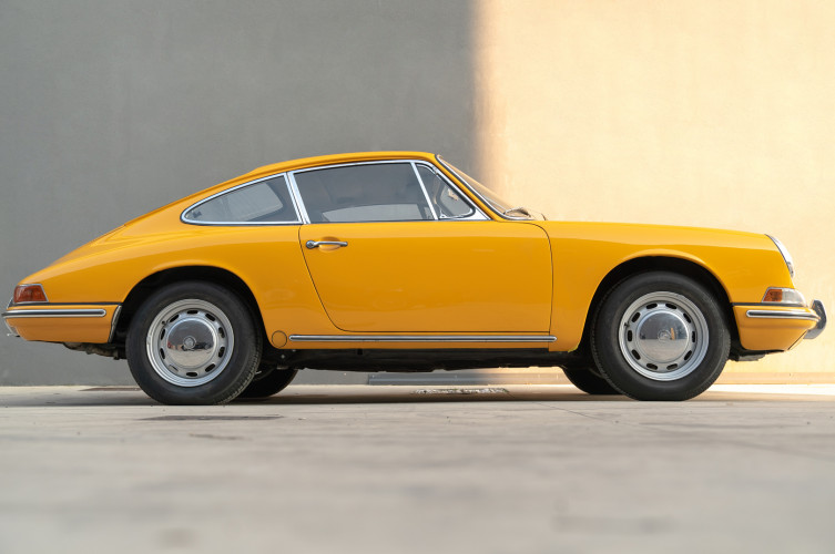 1966 Porsche 912 2