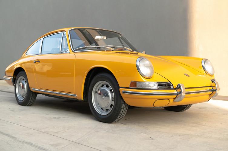 1966 Porsche 912 1