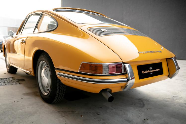 1966 Porsche 912 40