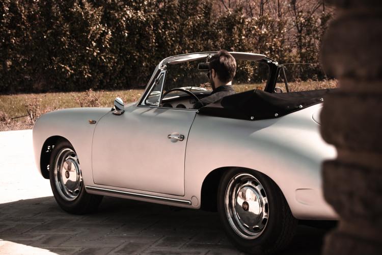 "1963 Porsche 356 C 1600 Cabrio ""Reutter"" 17"
