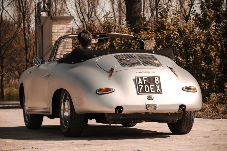"1963 Porsche 356 C 1600 Cabrio ""Reutter"" 14"