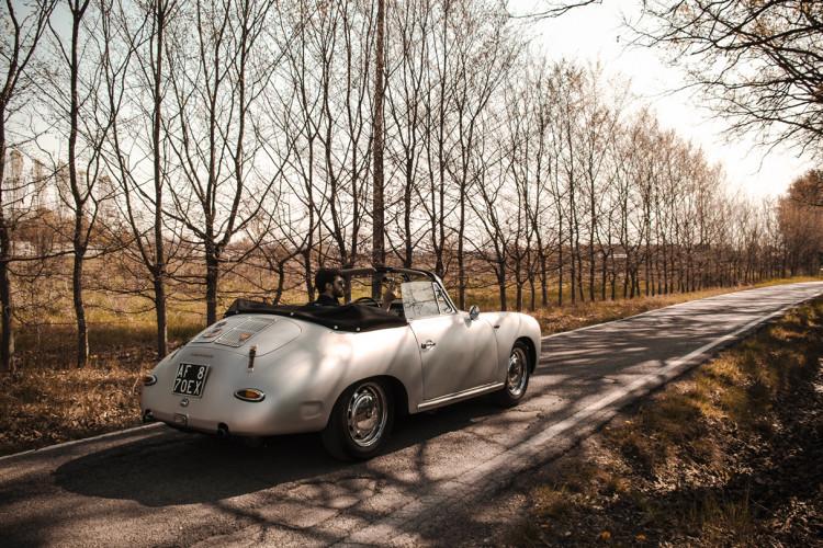"1963 Porsche 356 C 1600 Cabrio ""Reutter"" 2"