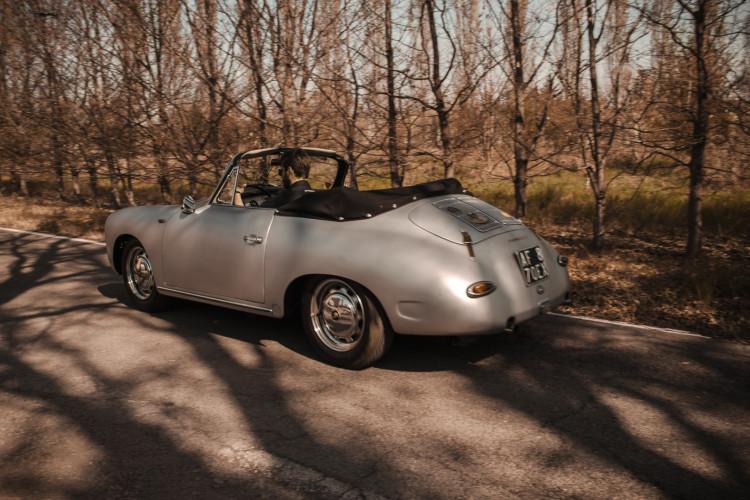 "1963 Porsche 356 C 1600 Cabrio ""Reutter"" 42"