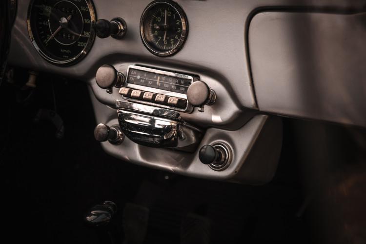 "1963 Porsche 356 C 1600 Cabrio ""Reutter"" 32"