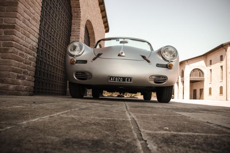 "1963 Porsche 356 C 1600 Cabrio ""Reutter"" 3"
