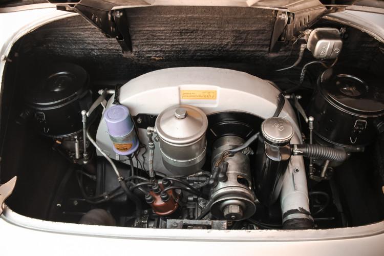 "1963 Porsche 356 C 1600 Cabrio ""Reutter"" 20"