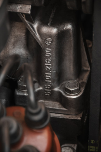 "1963 Porsche 356 C 1600 Cabrio ""Reutter"" 18"